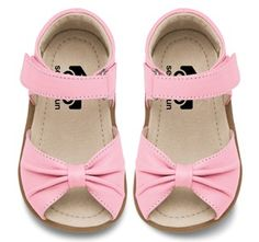 See Kai Run Girls Sandal from seekairun.com - cool baby shoes, toddler shoes, kids shoes and baby booties.