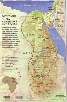 En el año 730 antes de cristo, un hombre llamado Pye decide que para salvar a Egipto, él debe invadirlo. Después de dos décadas de haber gobernado su propio reino en Nubia