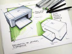 Sketching is an art or a skill ? #sketches #sketch by Martijn van de Wiel