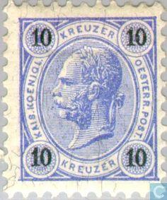 Austria [AUT] - Emperor Franz Joseph 1890