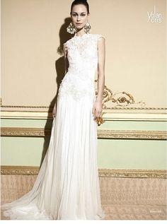 mariée, bride, mariage, wedding, robe mariée, wedding dress, white, blanc yolan cris 2014