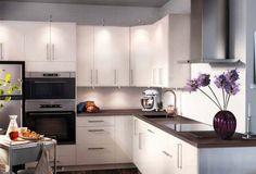 Kitchen Cabinets Design Ikea With Design Ikea Kitchen Cabinets Ikea Ikea White Kitchen Cabinets, Ikea Kitchen Design, Ikea Kitchen Cabinets, Kitchen Cabinet Design, Kitchen Decor, Kitchen White, White Cabinets, Kitchen Designs, Kitchen Laminate