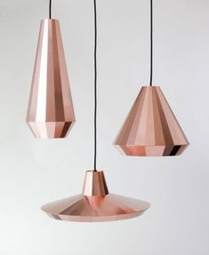 Copper Lights by David Derksen: