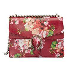 Gucci Dionysus Blooms print shoulder bag, $2,700 gucci.com