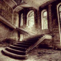 Abandoned Poland | Abandoned house Konstatia, Poland | abandoned places | We Heart It