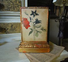 Fabulous Vintage Italian Florentine Bookends / by AloofNewfWhimsy, $30.00