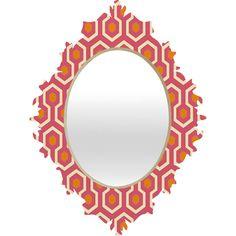 Zest Baroque Mirror | DENY Designs Home Accessories #office #home #dorm #preppy #mirror