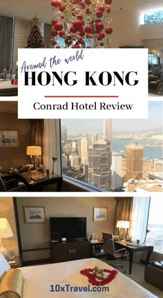 Staying in luxury at the Conrad in Hong Kong, read more on the blog of this unique location. #10xTravel #hongkong #hotelreview #ConradHotel #aroundtheworldtravel Best Travel Credit Cards, Rewards Credit Cards, Credit Score, Hilton Hotels, Hotels And Resorts, Best Hotels, Hotel Rewards, Travel Rewards, American Express Business