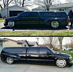 GMC Crew Cab Dually