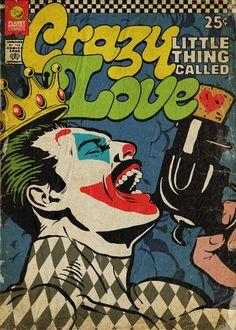 Il transforme les plus célèbres titres de Queen en couvertures de comics vintages Comics Vintage, Posters Vintage, Vintage Comic Books, Vintage Cartoon, Vintage Pop Art, Vintage Mickey, Comic Art, Comic Books Art, Comic Poster