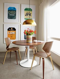 Aria Modern Dining Tables - Modern Dining Tables - Modern Dining Room & Kitchen Furniture - Room & Board