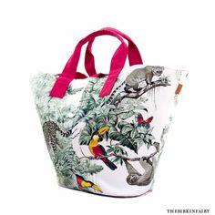 Hermes Canvas Equator Bag, Robert Dallet