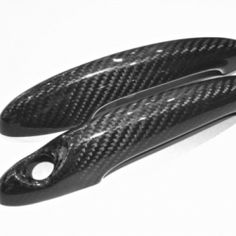 CARBONPRO™ Carbon Fiber Door Handle Overlays for MINI Cooper at the Shopping Mall, $180.00 (USD)