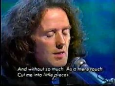 After a loooooong break, we're back with Gilbert O'Sullivan performing Alone Again (Naturally), 1972. Great song, despite the sad, sad lyrics.