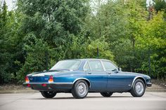 1988 Daimler Double Six Series III - Just 3,300kms - Silverstone Auctions