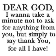 Grateful for Life