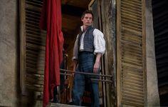 Marius (Eddie Redmyne), Les Miserables movie
