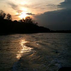 Sunset, Lazarus Island