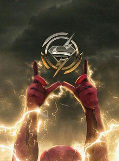 The Flash vs Super Girl