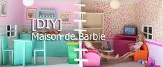 [DIY] Tutoriel pour fabriquer une maison de Barbie