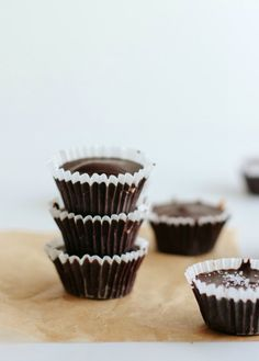 Make Your Own Peanut Butter Cups- Best Recipe Ever