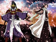 Bleach | BYAKUYA Y SENBONZAKURA - Bleach Anime Photo (21188576) - Fanpop ...