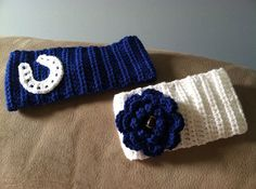 Hey, I found this really awesome Etsy listing at https://www.etsy.com/listing/196326813/indianapolis-colts-inspired-headwraps