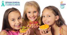 Como incluir a criança com alergia alimentar em um ambiente social formado por não alérgicos
