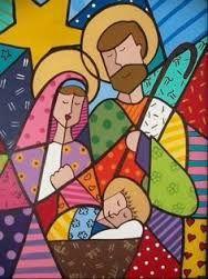 Resultado de imagem para arvores de natal de romero de brito para colorir e imprimir Arte Pop, Christmas Nativity, Christmas Art, Pop Art, Arte Country, Graffiti Painting, Graffiti Art, Poster S, Religious Art