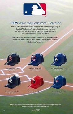 So much news going on in the world of Scentsy to share with all of you but first: CALLING ALL BASEBALL FANS!! Are you ready to get a Scentsy warmer to represent your team? In just 2 days, on April 1st, we will start to roll out our Baseball themed Warmers. There will be 6 to start with but as it goes on we will be adding to this list!! Contact me to place your orders or feel free to do so online:www.emilyhick.scentsy.us on April 1st!! :). #Scentsy #MLBWarmer #BaseballDecor #HomeDecor