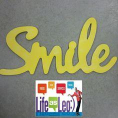 The best way to start and end a day is with a smile :) #LifeAsLeo www.LeonardoDalmagro.com La mejor manera de comenzar el día y terminarlo es con una sonrisa :) #smile #postivevibes #positiveattitude #sipodemos #positivism #reflection #quotes