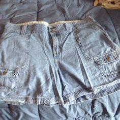 Jean shorts Super cute fit Lee Shorts Jean Shorts