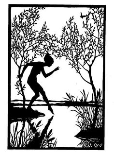 Paper Cut Silhouette by esilhouettesart
