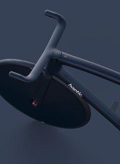 Haptic Bike by Quinn Fitzgerald