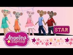 ❇ 👠 Angelina Ballerina and the Dancing Shoes (Full Episode) - YouTube