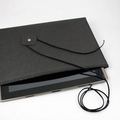 Washable Kraft Paper Tablet Computer Sleeve  by SIDONIEYANG, $60.00
