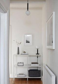 My minimalist hallway makeover | The reveal