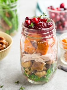 From our blog: Thanksgiving in a Jar (plus all the recipes you need for a scrumptious FMD Thanksgiving!)
