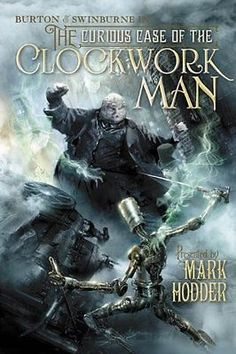 cool NEW - The Curious Case of the Clockwork Man (A Burton &amp Swinburne Adventure) - For Sale View more at http://shipperscentral.com/wp/product/new-the-curious-case-of-the-clockwork-man-a-burton-amp-swinburne-adventure-for-sale/