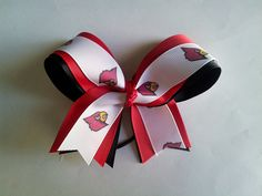 Cardinals Hair Bow *** You can get additional details at the image link. #hairproduct