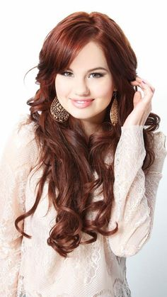 Debby Ryan got nothing to say ur perfect
