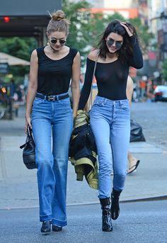 Kendall Jenner se apunta a la tendencia 'braless'