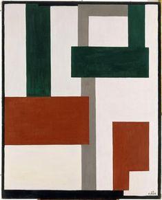 'wandmalerei', 1924 von Fernand Leger (1881-1955, France)
