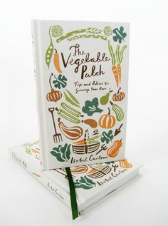 Veg patch book cover, Debbie Powell