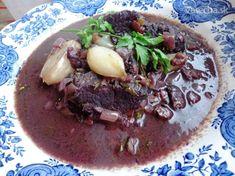 Hovädzie na burgundský spôsob (Bourguignon) Beef, Food, Meat, Essen, Meals, Yemek, Eten, Steak
