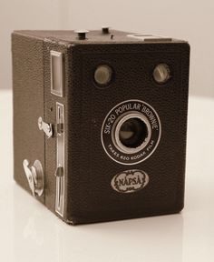 Old Camera by Mika Aro on 500px
