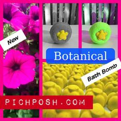 Check out our new PICHPOSH.com - Botanical Bath Bomb - A stroll through a garden with hints of the far east. While bathing add one or more Bath Bombs to your Bath & discover the PICHPOSH.com Experience. Shop here: http://www.pichposh.com/securestore/c56625p16378095.2.html Visit PICHPOSH.com http://www.pichposh.com #botanical #bathbomb #bathandbody #summer #fun #pichposh