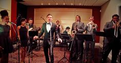 """The Post Modern Jukebox featuring Von Smith give Taylor Swift's """"Shake It Off"""" a Motown treatment."""