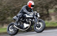 Norton Domiracer tested by Phil West