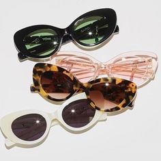 vintage cat eye sunnies